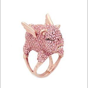 kate spade Jewelry - Kate Spade pig ring